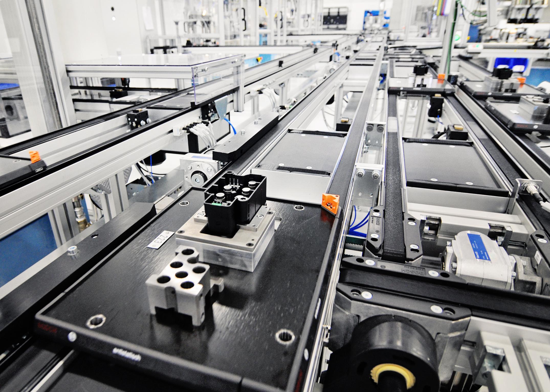 Magnetventilblöcke für chinesische Automobilhersteller