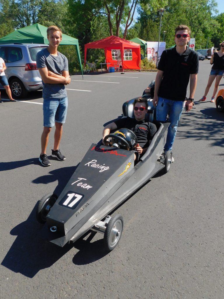 "RAPA belegt den 4. Platz beim ""Söllwa Soifnkistnrenna"""