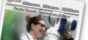 RAPA eines der innovativsten Unternehmen Deutschlands!