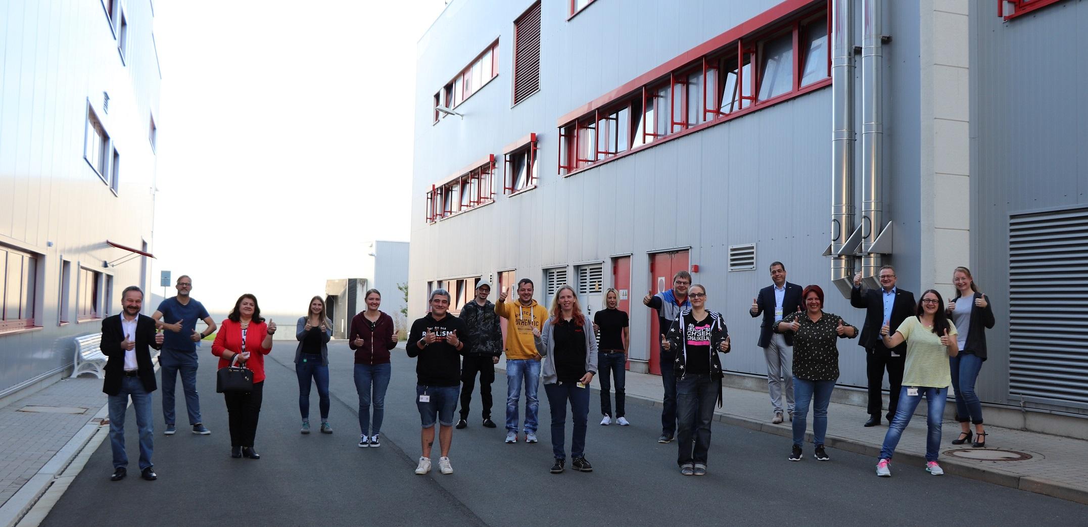 Stark für die Zukunft: RAPA startet zum zweiten Mal das Qualifizierungsprojekt für Montagearbeiter