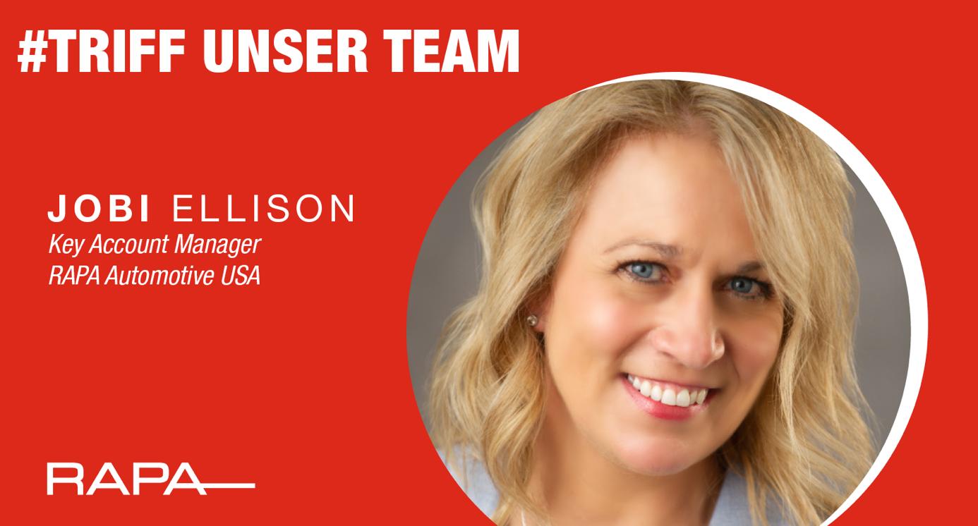 Triff unser Team: Jobi Ellison