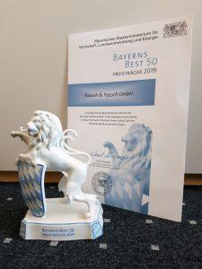 Bayerns best 50: RAPA erneut ausgezeichnet