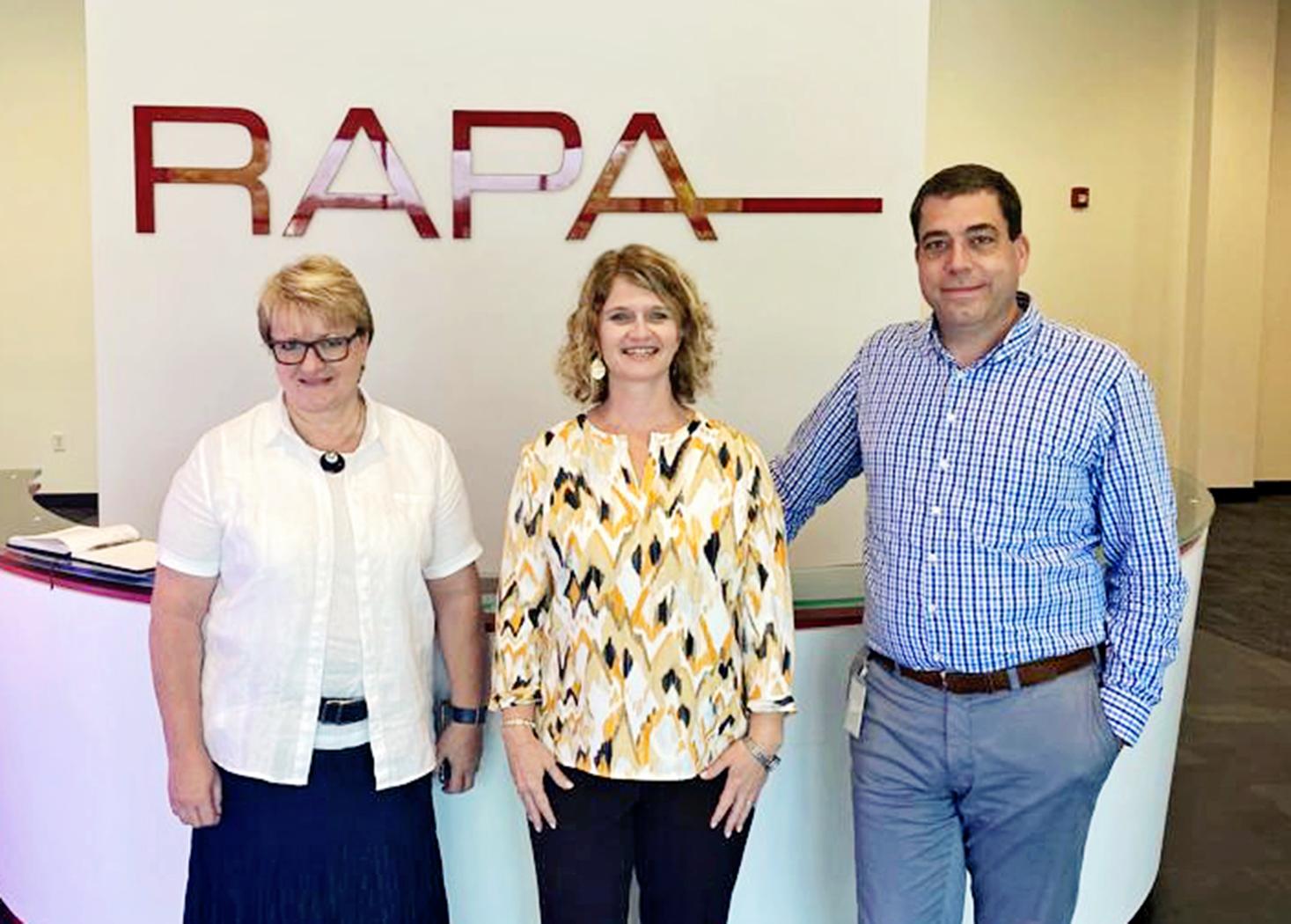 Change at the top at RAPA USA in Auburn/Alabama