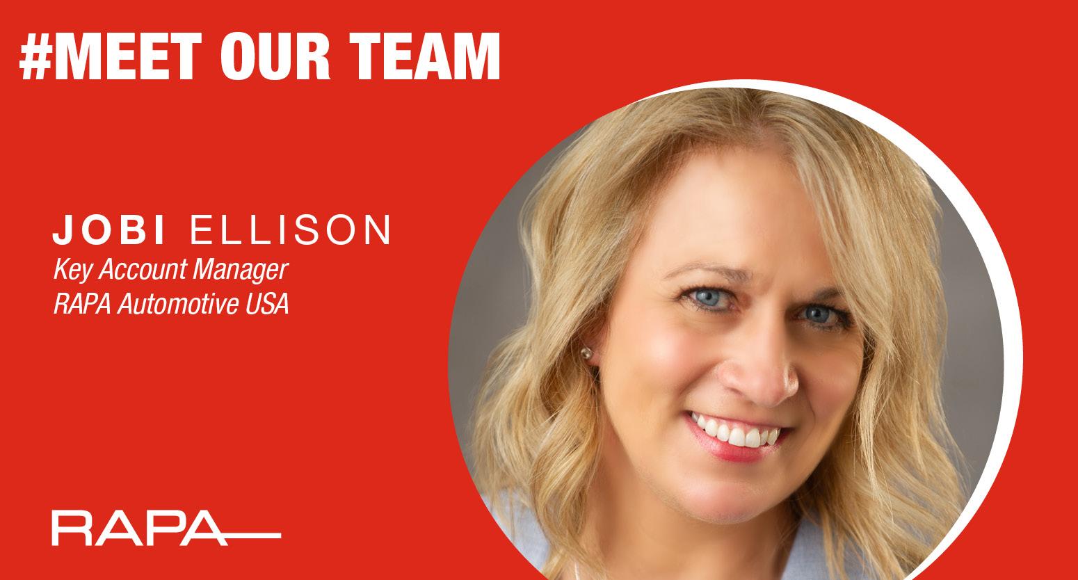 Meet Our Team: Jobi Ellison
